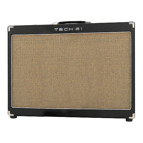 Tech 21 Power Engine PW60/212 60W 2x12 Powered Extension Cabinet-thumbnail