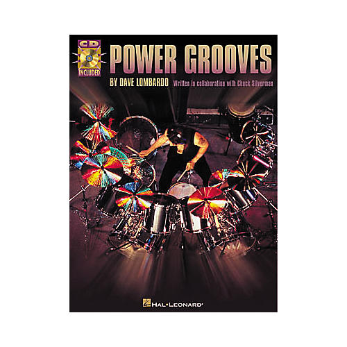 Hal Leonard Power Grooves Book/CD