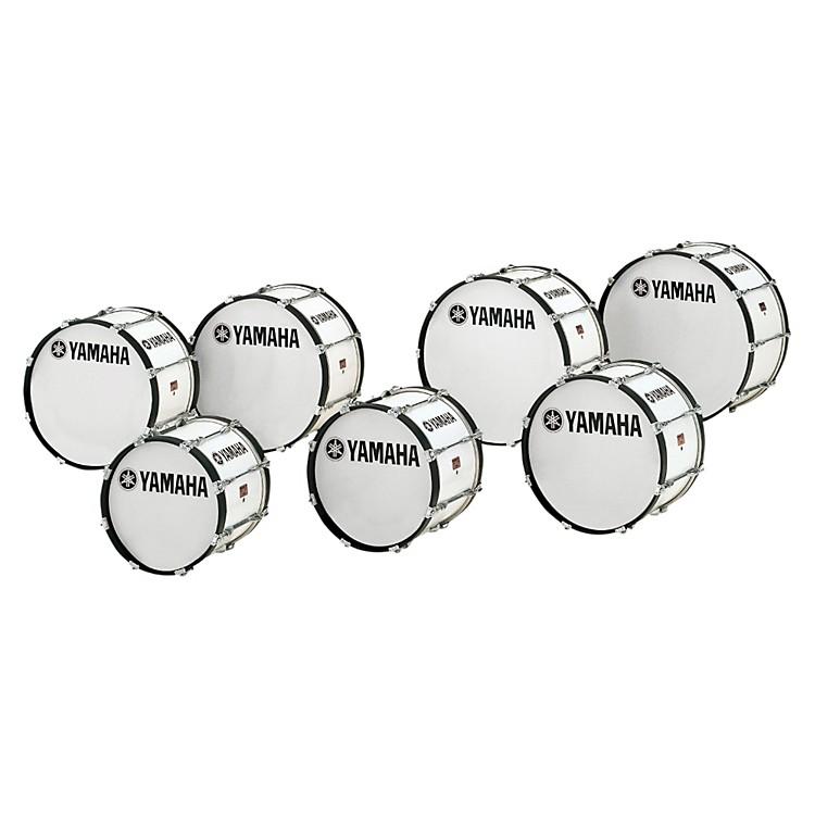 YamahaPower-Lite Marching Bass Drum