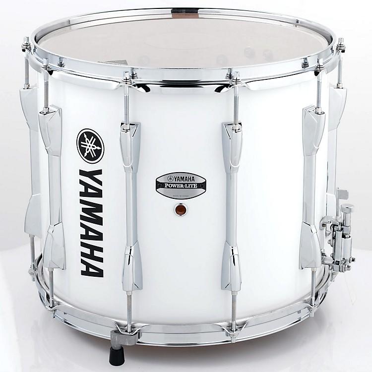 YamahaPower-Lite Marching Snare DrumWhite Wrap13 Inch