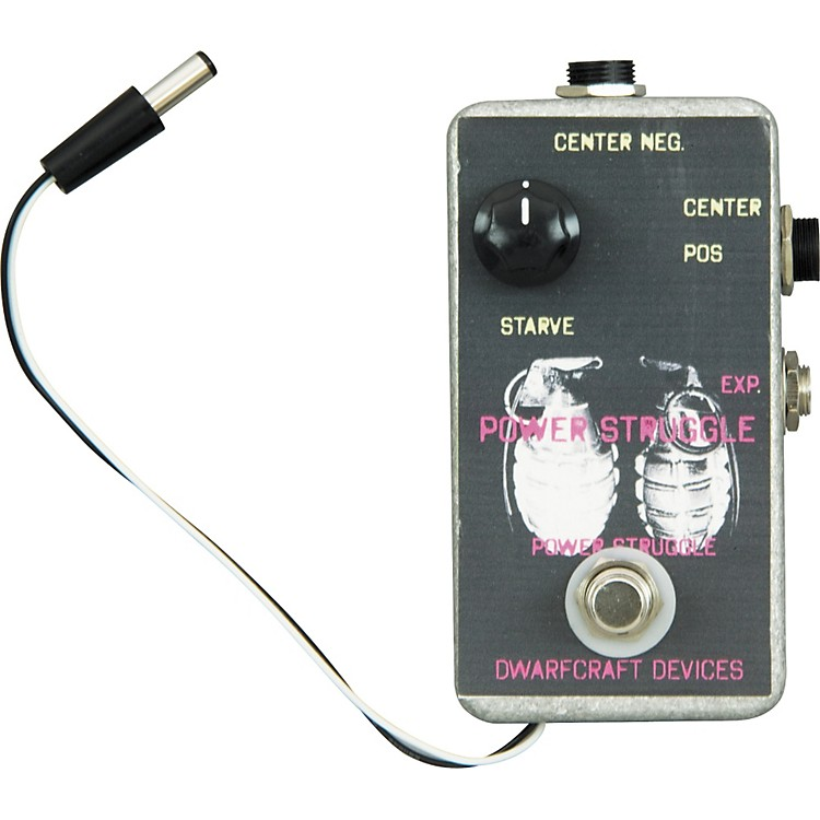 Dwarfcraft Power Struggle Power Supply Guitar Effects Pedal