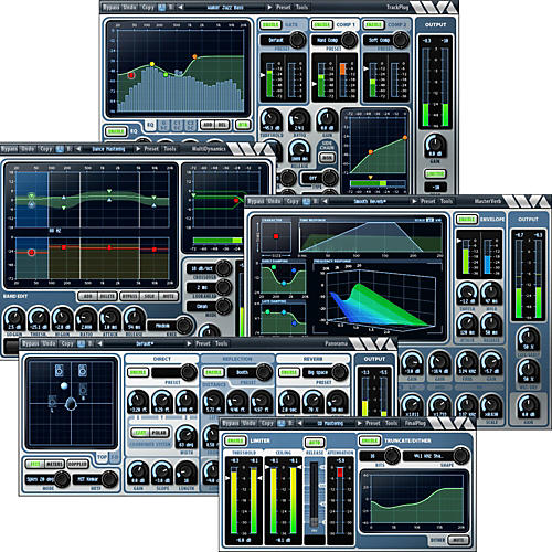 Wave Arts Power Suite Bundle - AAX DSP