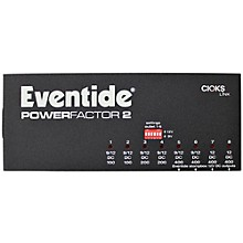 Eventide PowerFactor 2 Guitar Effects Pedal