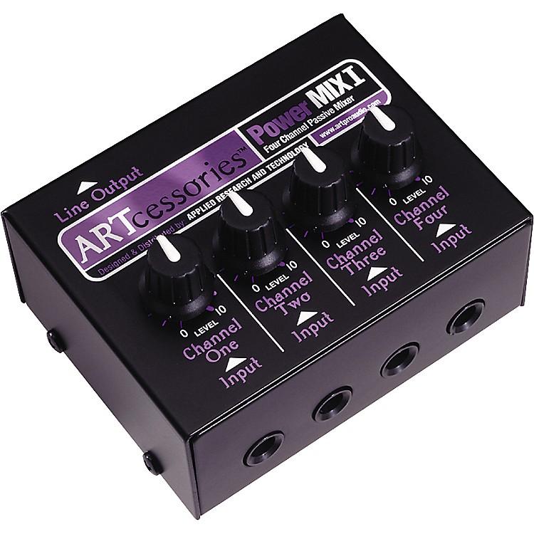 ARTPowerMIX l - 4 Channel Mixer
