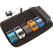 Open Box Musician's Gear Powered Pedal Board and Gig Bag