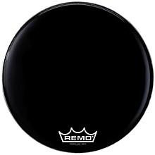 Remo Powermax 2 Marching Bass Drum Head Ebony
