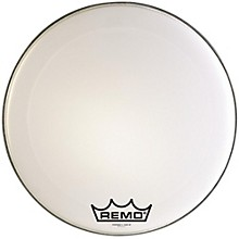 Remo Powermax 2 Marching Bass Drum Head Ultra White 16 in.