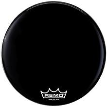 Remo Powermax Ebony Marching Bass Head 22 in.