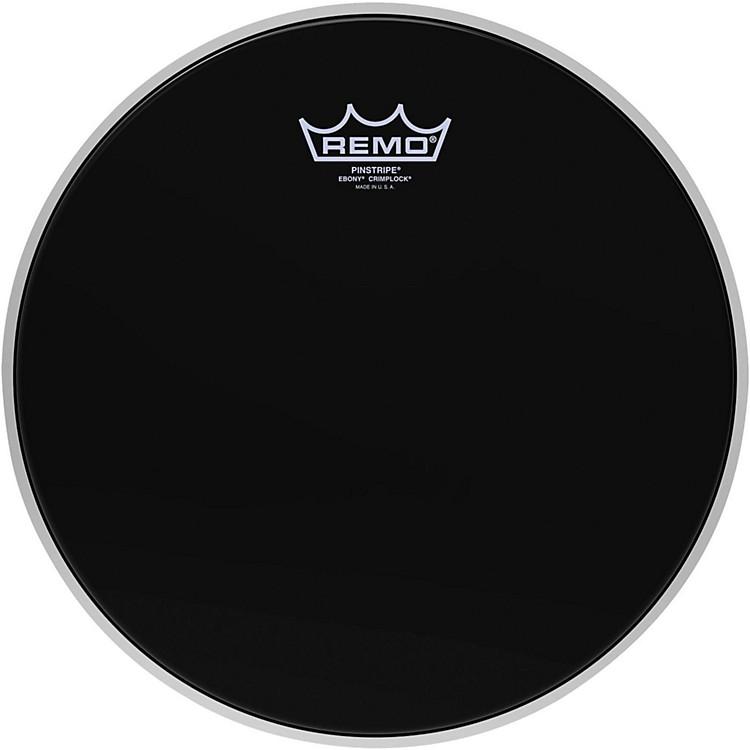 RemoPowermax Ebony Marching Tenor Drumhead12 inch