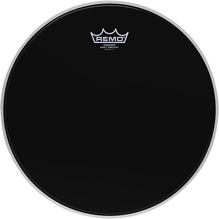 Remo Powermax Ebony Marching Tenor Drumhead 14 inch