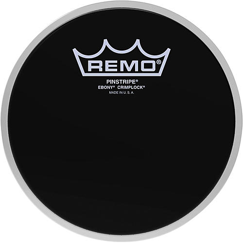 Remo Powermax Ebony Marching Tenor Drumhead 6 in.