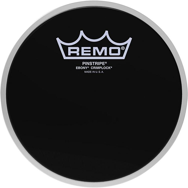 RemoPowermax Ebony Marching Tenor Drumhead6 inch