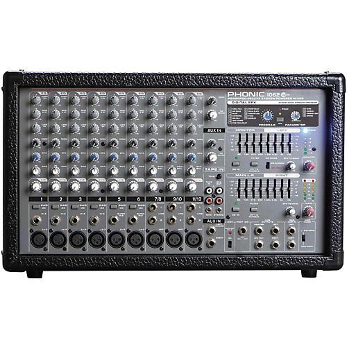 Phonic Powerpod 1062 Plus Powered Mixer-thumbnail