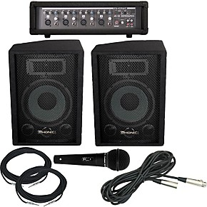phonic powerpod 410 s710 pa package musician 39 s friend. Black Bedroom Furniture Sets. Home Design Ideas