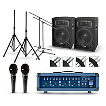 "Phonic Powerpod 415R with S7 Series Speakers PA Package 12"" Mains"