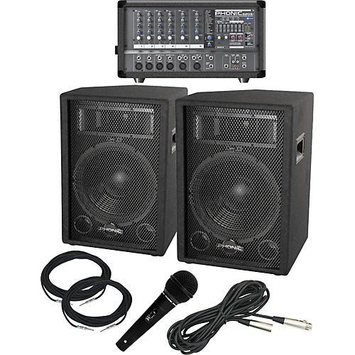 Phonic Powerpod 620 Plus / S712 PA Package-thumbnail