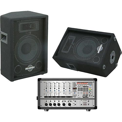 Phonic Powerpod 620 Plus/SEM710 PA System