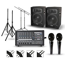 "Phonic Powerpod 620 Plus with S7 Series Speakers PA Package 12"" Mains"