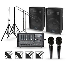 Phonic Powerpod 620 Plus with S7 Series Speakers PA Package