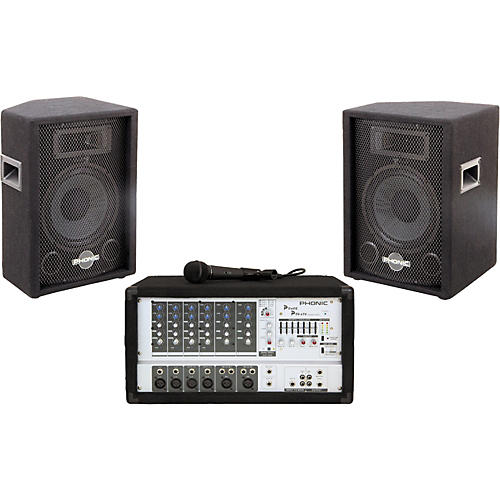 Phonic Powerpod 620/SEM710 PA System