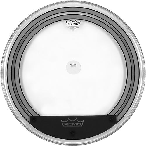 Remo Powersonic Clear Bass Drumhead-thumbnail