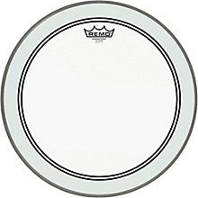Remo Powerstroke 3 Clear Bass Drum Head with Impact Patch 16 in.