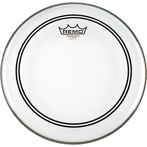 Remo Powerstroke 3 Clear Batter  12 in.