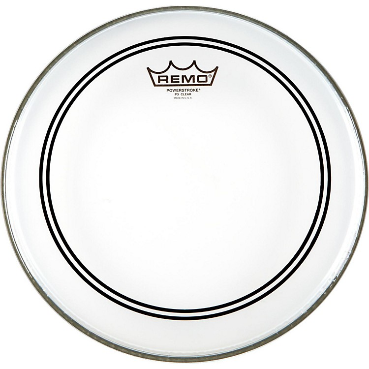 Remo Powerstroke 3 Clear Batter  18 Inches