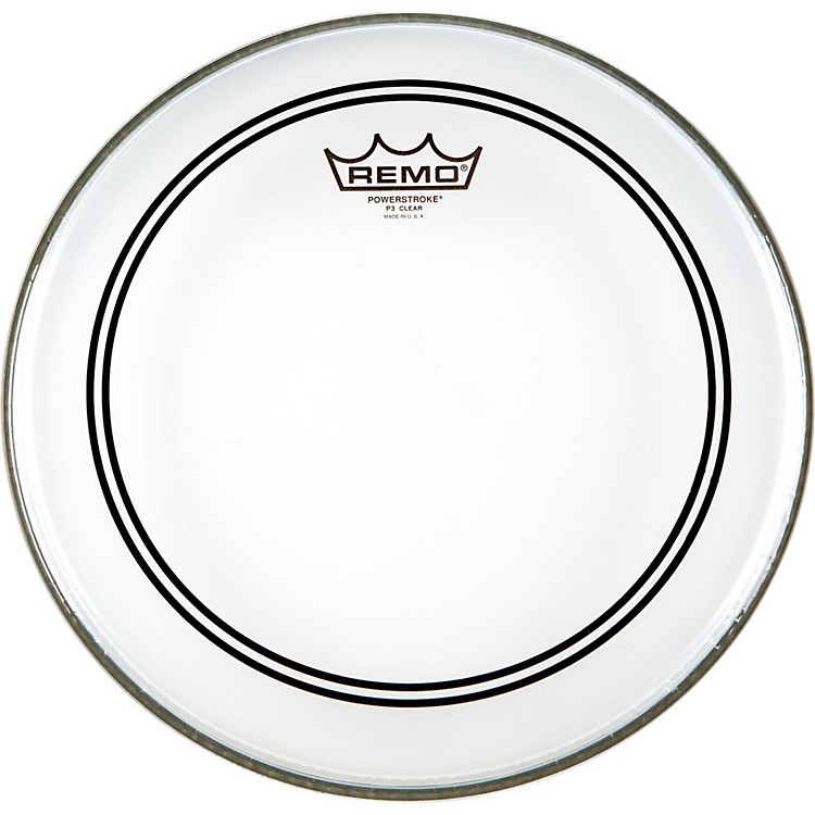 Remo Powerstroke 3 Clear Batter  14 Inches