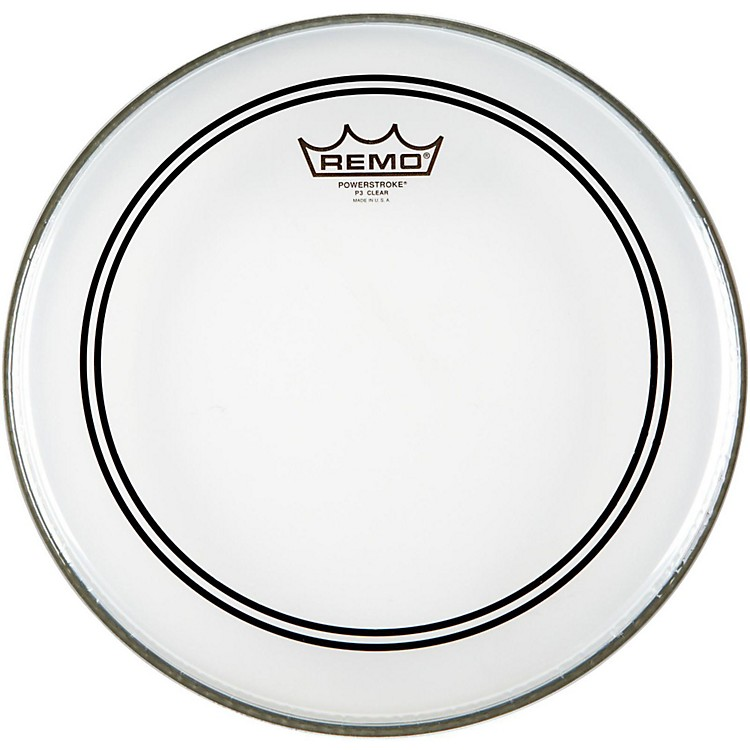 Remo Powerstroke 3 Clear Batter  8 Inches