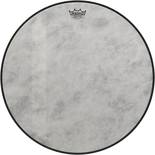 Remo Powerstroke 3 Fiberskyn Diplomat Felt Tone Bass Drum Head-thumbnail