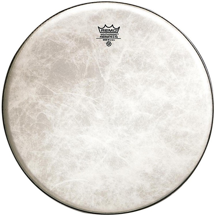 RemoPowerstroke 3 Fiberskyn Thin Bass Drum Heads18