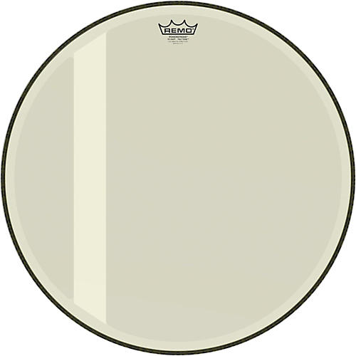 Remo Powerstroke 3 Hazy Felt Tone Bass Drum Head-thumbnail