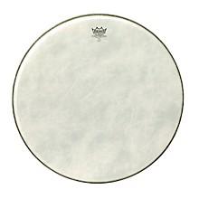 Open BoxRemo Powerstroke 3 Simulated Calfskin Fiberskyn FA Bass Drumhead