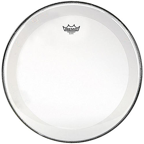 Remo Powerstroke 4 Clear Batter Drumhead-thumbnail