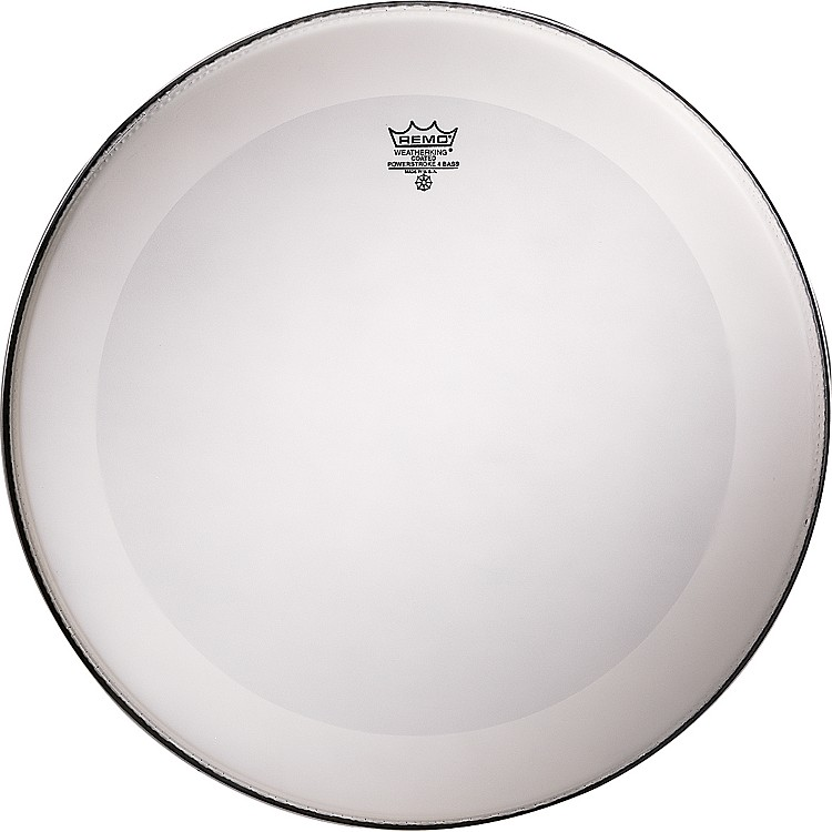 Remo Powerstroke 4 Double Ply Drum Heads 24