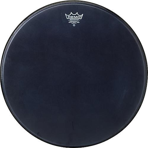 Remo Powerstroke Black Suede Bass Drum Batter Drumhead