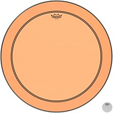 Remo Powerstroke P3 Colortone Orange Bass Drum Head