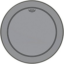 Remo Powerstroke P3 Colortone Smoke Bass Drum Head