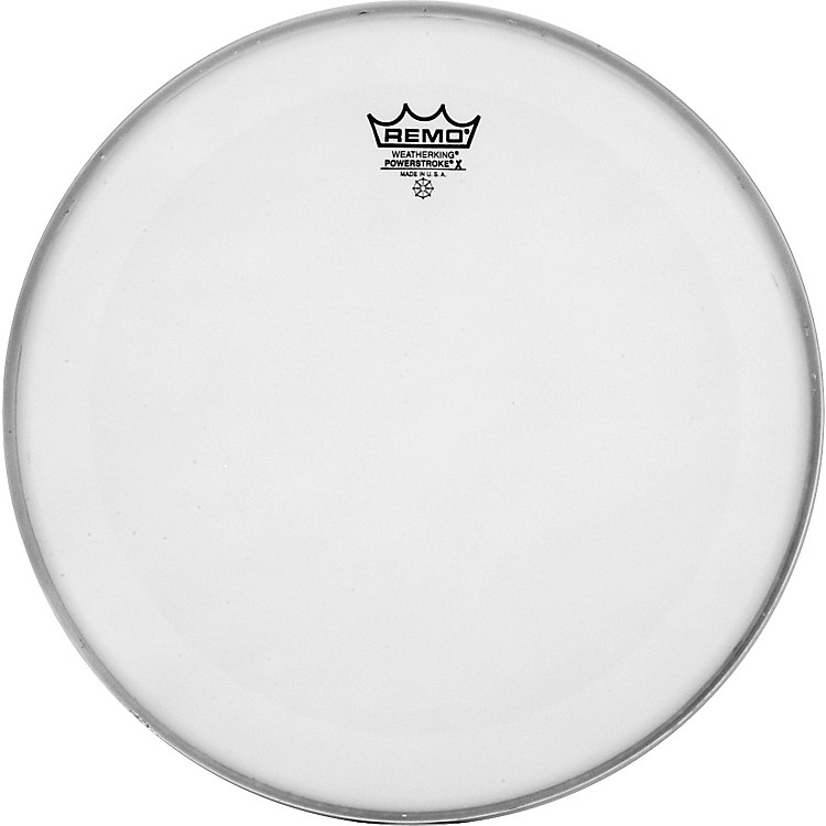 Remo Powerstroke X Coated Drumhead 14