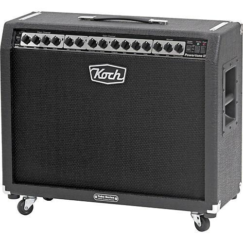 Koch Powertone II 6550 120W 2x12 Tube Guitar Combo Amp