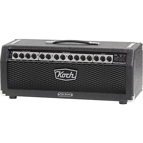 Koch Powertone II EL34 120W Tube Guitar Amp Head