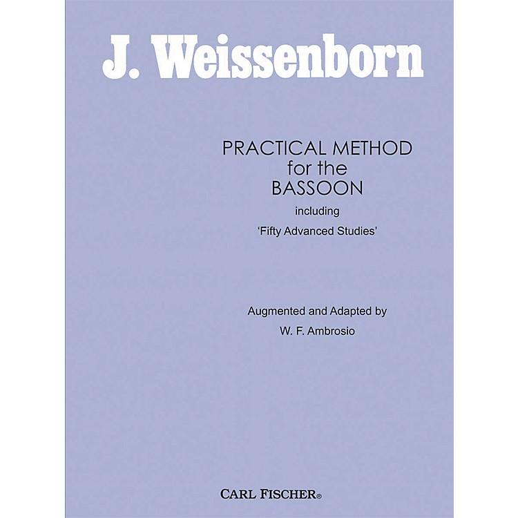 Carl FischerPractical Method For The Bassoon