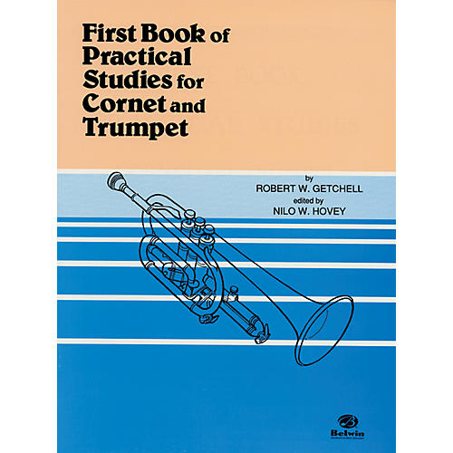 Alfred Practical Studies for Cornet and Trumpet Book I