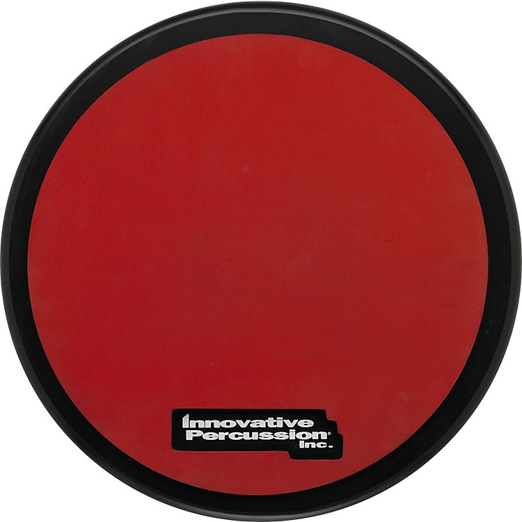 Innovative PercussionPractice PadTWO-SIDEDRED RUBBER PAD