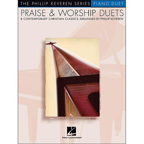 Hal Leonard Praise & Worship Duets Phillip Keveren Series Piano Duet-thumbnail