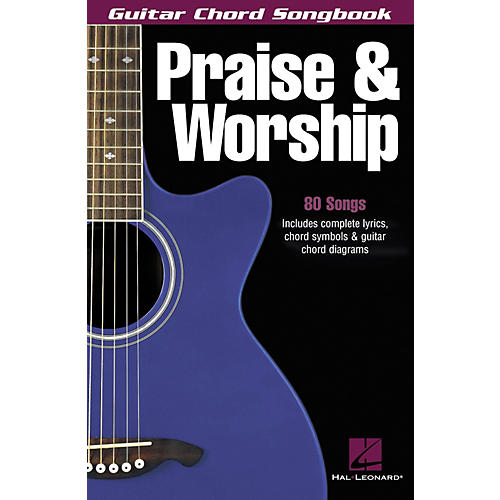 Hal Leonard Praise & Worship Guitar Chord Songbook-thumbnail