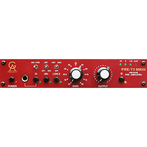 Golden Age Project Pre-73 MKIII Mic Preamp-thumbnail