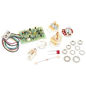 fender mid boost wiring diagram fender image fender pre amp mid boost kit 25 db musician s friend on fender mid boost wiring