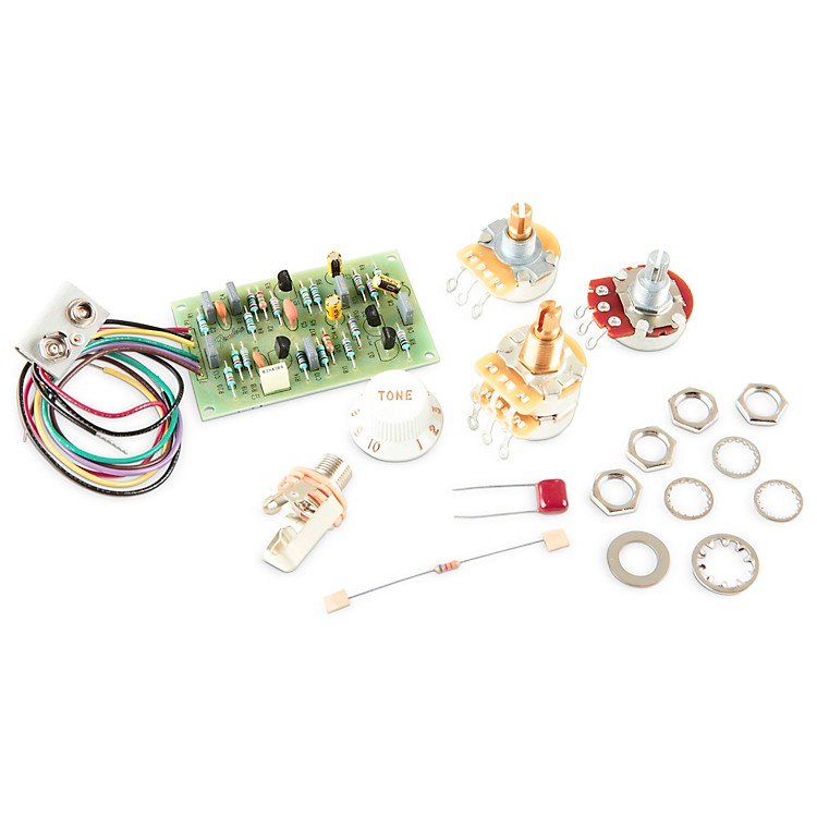 FenderPre-Amp Mid Boost Kit 25 DB